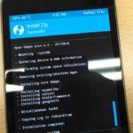 Galaxy NEXUS SC-04DにCyanogenModを焼いて、4.4と6.0にしてみました