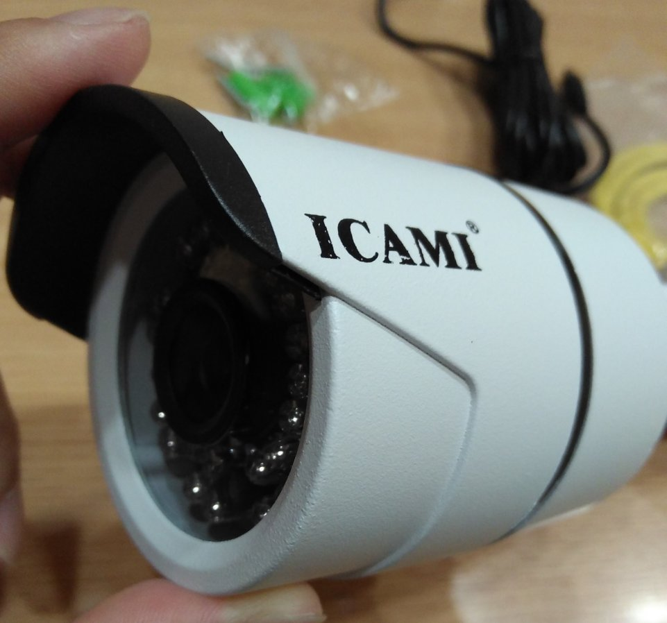 カメラ diy 防犯